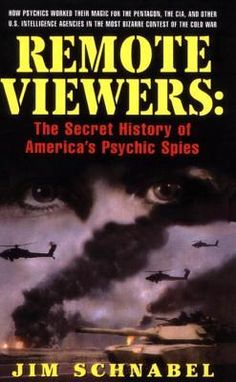 Remote Viewers: The Secret History of America's Psychic Spies. This is one of the books I based much of Psychic (to be released mid-2014) on.