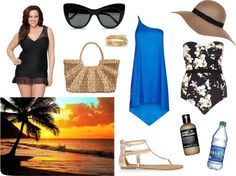 Sunkissed Wishes: My Pretend Spring Vacation