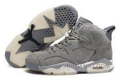 http://www.jordanaj.com/new-zealand-sale-to-buy-online-air-jordan-6-mens-shoes-anti-fur-grey-white.html NEW ZEALAND SALE TO BUY ONLINE AIR JORDAN 6 MENS SHOES ANTI FUR GREY WHITE Only $96.00 , Free Shipping!
