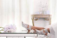 موضة حذاء زفاف 2015