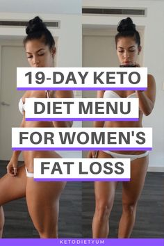 19-day keto meal plan for the low-carb ketogenic diet. Recipes, and shopping list included.