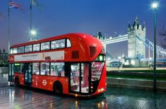 Prototype of Thomas Heatherwick& redesign of the iconic routemaster bus for London London Bus, London Street, London Bridge, London Transport, Public Transport, London Travel, New Routemaster, Thomas Heatherwick, New Bus