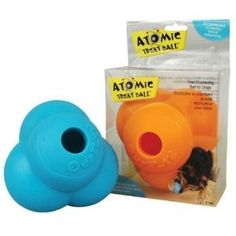 Our Pets Atomic Treat Ball 5 Inch * To view further for this item, visit the image link.