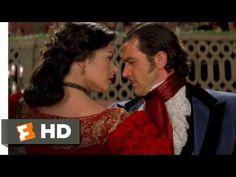 Dance of Passion in Love - Catherine Zeta Jones and Antonio Banderas (The Mask of Zorro - 1998) HD - YouTube