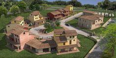 Insediamento residenziale, Montelupo Fiorentino, 2014 - GENNARO COLUMPSI