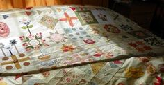 'Wow, you are an International Quilter now', I was told by a friend recently.   Well, I had to tell her that I've been International for a ...
