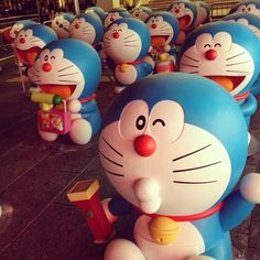 i love you, DORAEMON!