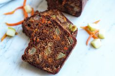 Are you looking for a nutritious, tasty option for breakfast?  This Carrot Apple Breakfast Bread is your answer!!  Since going grain-free and discovering a sen