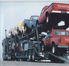 Truck load of dreams:)