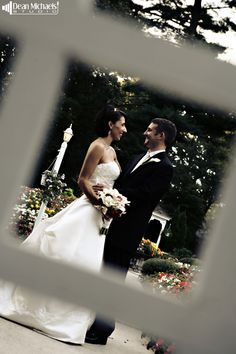 Our February 2014 Monthly Classic #Wedding: Linda & Rich's September 2006 wedding at Saint Paul's Church, Princeton University, and the Washington Crossing Inn!!! (photo by deanmichaelstudio.com) #love #fall #tbt #grey #green #photography #deanmichaelstudio