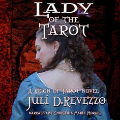 LADY OF THE TAROT July 15th-30th Audiobook Audible coupon #giveaway #summeraudio | author Juli D. Revezzo