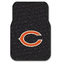 NFL Chicago Bears Two-Pack Front Car Floor Mat
