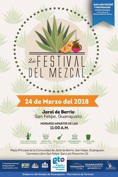 2° Festival del Mezcal de Jaral de Berrio #Guanajuato