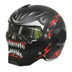 Cool motorcycle half helmet provided by zhangxiaoye are the best choice of red black skull kito personalized masei ironman iron man helmet motorcycle helmet half helmet open face helmet 610 abs motorcycle half helmets, the fashionable motorcycle half helmets for sale can make your motorcycle driving much delightful.