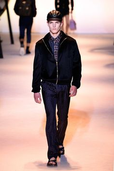 Versace SpringSummer 2016 Collection - Milan Fashion Week - DerriusPierreCom (37)