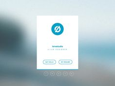 isnostudio - Landing page by Christophe Bouche