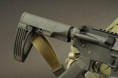 Tailhook MOD 2 adjustable AR pistol arm brace