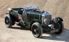 1930 Bentley 4½-Litre Supercharged Tourer SM3914