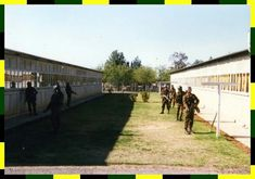 Township drill movements between the bungalows. Army Day, Coin Values, Defence Force, Bungalows, South Africa, Drill, African, Military, War