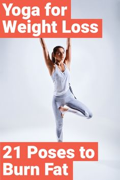 It& possible to use yoga as an effective weight loss tool. Here are 21 yoga poses that you can use to lose weight quickly. Workout To Lose Weight Fast, Quick Weight Loss Tips, Lose Weight In A Week, Weight Loss Before, Yoga For Weight Loss, Losing Weight Tips, Best Weight Loss, Weight Gain, Reduce Weight