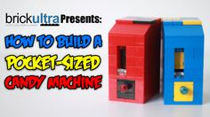 LEGO Working Candy Machine
