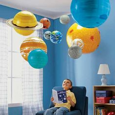 Inflatable solar system | ScienceDump