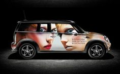 Sephora Same Day Beauty Special Delivery Cars