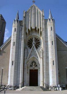 Église de Saint-Claude - Besançon. Franche-Comté