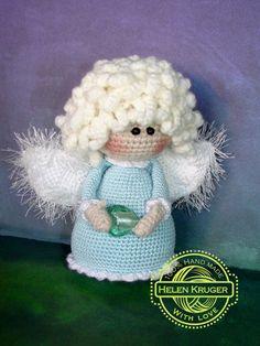 Angel Christmas doll