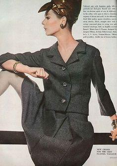 September Vogue 1964 | Kristine | Flickr