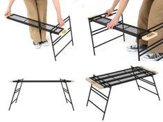 DIY初心者も作れる、テキーラテーブル