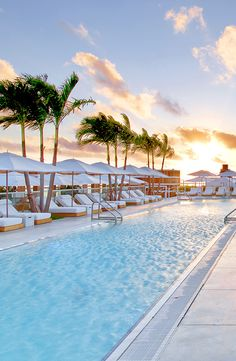 From big brands to boutiques, here are Miami's top new hotels.