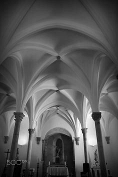 The church - Igreja Matriz de Mértola, Portugal