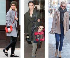 celebrity street style 2014 | Celebrity Street Style of the Week: Kate Mara, Kat Graham, & Gigi ...