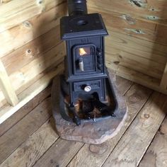 The Pipsqueak is a charming little cast iron stove that's a perfect addition to yurts, canvas wall tents, tipis, small boats, tiny houses or other small spaces. Burning wood or coal the Pipsqueak u… Small Wood Burning Stove, Small Stove, Small Wood Stoves, Mini Wood Stove, Tiny House Wood Stove, Rv Wood Stove, Canvas Wall Tent, Cast Iron Stove, Cabin Tent