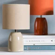 Free delivery over to most of the UK ✓ Great Selection ✓ Excellent customer service ✓ Find everything for a beautiful home Touch Table Lamps, Table Lamp Base, Table Lamp Sets, Lamp Bases, Bedside Lamp, Desk Lamp, Hill Interiors, Dar Lighting, Fabric Shades