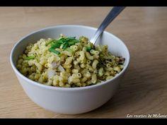 Je vous propose une recette de risotto de coquillettes aux champignons et brocoli en 30 minutes chrono avec le Micro Vap' de Tupperware