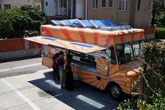 Food trucks in LA #food_trucks