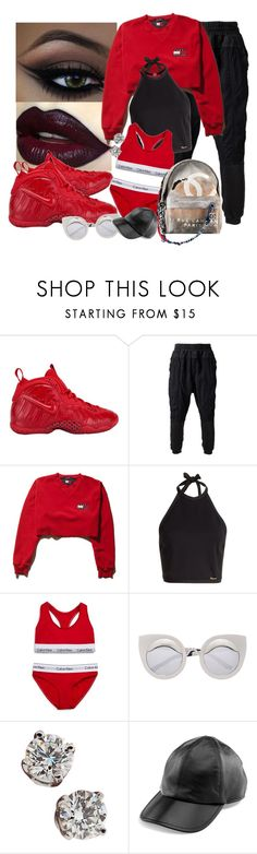"""❤️"" by lady-williams ❤ liked on Polyvore featuring NIKE, Haider Ackermann, Dsquared2, Calvin Klein Underwear, Chanel, Tiffany & Co., Yestadt Millinery and Charlotte Russe"