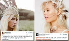 Free People is accused of 'disgusting cultural appropriation'