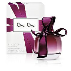 Nina Ricci Perfume de Mujer Ricci Ricci Eau de Parfum 50 ml, Perfume Scents, Perfume Bottles, Cosmetics & Fragrance, Beautiful Perfume, Best Perfume, Perfume Collection, Smell Good, Beauty Care, Blog