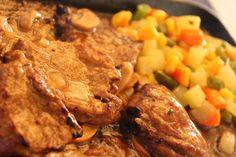 Sizzling Steak from Sans Rival Bistro - Dumaguete City