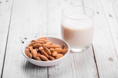 Almond Milk, Apples, Green Tea and Veggies  - Food for Strong Bones -