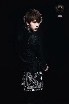 방탄소년단 'Jin' 공개! This is 'Jin' of BTS !