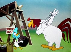 "| Looney Tunes Pictures: ""Lovelorn Leghorn"""