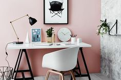 Studio Inspiration - Rose quartz colour of the year - Pantone 2016
