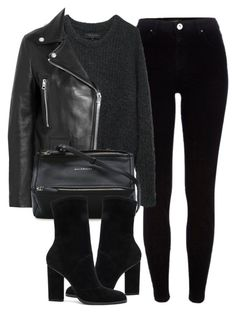 """Untitled #6119"" by laurenmboot ❤ liked on Polyvore featuring River Island, rag & bone, Acne Studios, Givenchy and Alexander Wang"