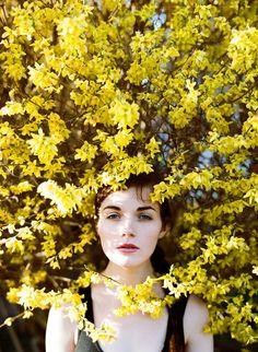 Fotografias de mulheres por Parker Fitzgerald