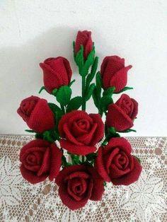 Boque de rosas