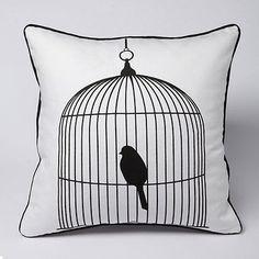Modern Bird Cage